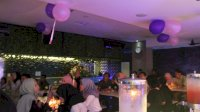 Suasana Romantis Malam Valentine di Citadines Royal Bay Makassar bareng Aploes band dengan Lagu Dewa 19