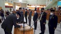 Foto : Bupati Pinrang Lantik Delapan Pejabat Tinggi Pratama