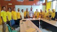 Untung Pawittoi Siap Kembalikan Marwah DPD II Golkar Pinrang