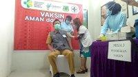 Bupati Pinrang Batal Di Vaksin