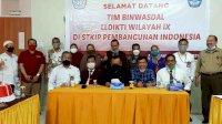 Tim Binwasdal LLDIKTI IX Kunjungi Pascasarjana STKIP PI Makassar