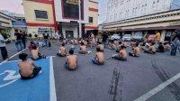 Polrestabes Makassar Jaring Ratusan Preman yang Kerap Palak Kendaraan