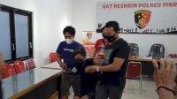 SatReskrim Polres Pinrang Ringkus Pelaku Jambret Lintas Daerah