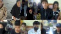 7 Pasangan Remaja Digerebek Polisi Saat Mesum di Kamar Wisma