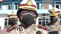 PPKM Level 4, Ditlantas Polda Sulsel Siagakan Personel di Perbatasan