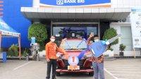 Nasabah BRI Unit Teppo Pinrang Menangkan Hadiah Satu Unit Xenia