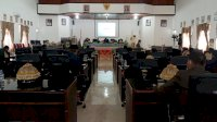Ukir Sejarah,, RPJP APBD 2020 Kabupaten Pinrang Batal Gegara Anggota DPRD Yang Hadir Tidak Kuorum