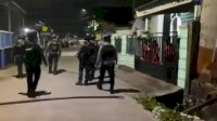 Tim Thunder Polda Sulsel Bubarkan Tawuran di Barawaja, Sejumlah Sajam Diamankan