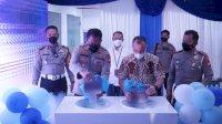 Beri Kemudahan Masyarakat, Satlantas Polrestabes Makassar Hadirkan Gerai SIM di Mall Nipah