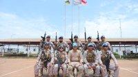 10 Personel Polda Sulsel Jalankan Misi Perdamaian di Afrika Tengah, Salah Satunya Seorang Polwan