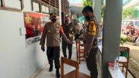 Putus Mata Rantai Covid-19, Polsek Tamalate Suskes Gelar Vaksinasi Presisi Pelajar di SMAN 20 Makassar